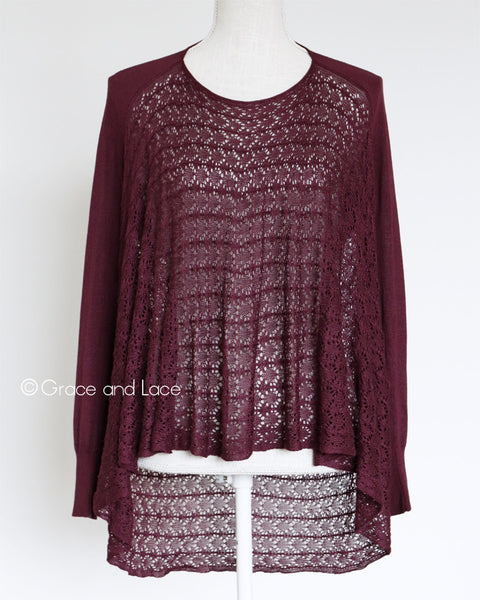 Grace and Lace - Light Weight Two Fit Knit Cardi - NEW COLOURS - Belle + Bliss Boutique - 7