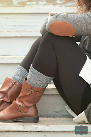 Solid Leggings - New Colours - Belle + Bliss Boutique - 2