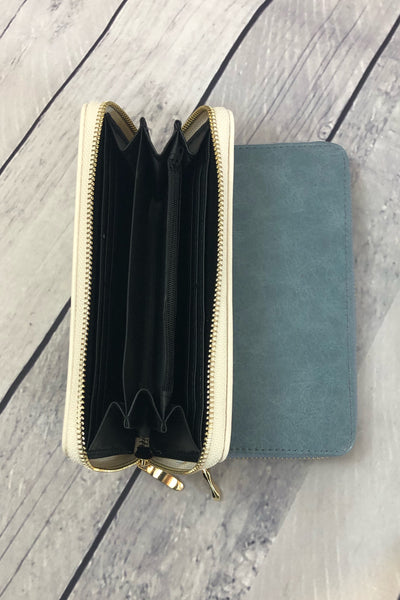 Clutch Wallet - Off-White