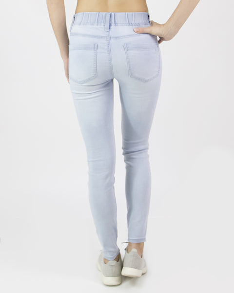 Grace and Lace Soft Stretch Pull On Jegging