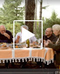 "Connie Green and fellow foraging friends in a New York Times The Edible Selby video ""The Big Morel Cookout"""