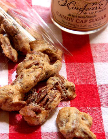 Candy Cap Candied Nuts Recipe