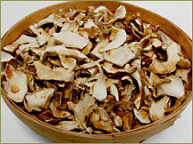 Wine Forest Wild Foods Wholesale Premium Dried Wild Porcini Number One Mushrooms in Bulk