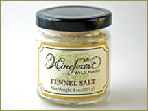 Wine Forest Wild Foods Wholesale Seasonings Fennel Salt
