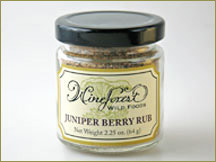 Wine Forest Wild Foods Wholesale Seasonings Juniper Berry Rub