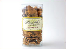 Wine Forest Wild Foods Wholesale Premium Dried Wild Candy Cap Mushrooms