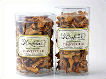 Wine Forest Wild Foods Wholesale Premium Dried Wild Chanterelle Mushrooms
