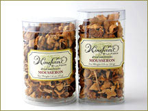 Wine Forest Wild Foods Wholesale Premium Dried Wild Mousseron Mushrooms