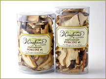 Wine Forest Wild Foods Wholesale Premium Dried Wild Porcini #1 Mushrooms