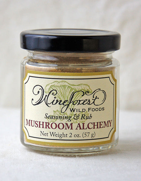 Wine Forest Wild Foods Mushroom Alchemy, expertly hand blended and sourced with care