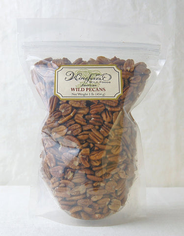 Wine Forest Wild Foods American Native Wild Pecans