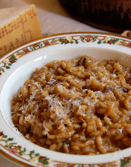 Wine Forest Wild Foods gluten-free Porcini Risotto