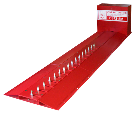 Motorized Surface Mount Tiger Teeth (CS72-SM)