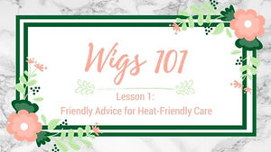 Lesson #1: Friendly Advice for Heat Friendly Care