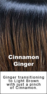 Belle Tress Cinnamon Ginger Description