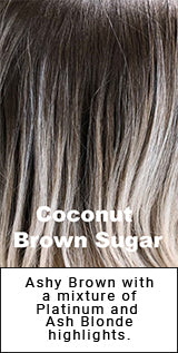 Belle Tress Coconut Brown Sugar