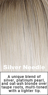 Belle Tress Silver Needle Description