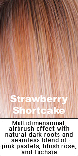 Belle Tress Strawberry Shortcake Description