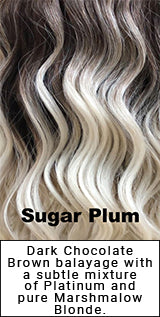 Belle Tress Sugar Plum Description