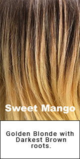 Belle Tress Sweet Mango Description