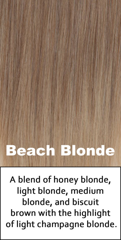 Belle Tress Human Hair Beach Blonde