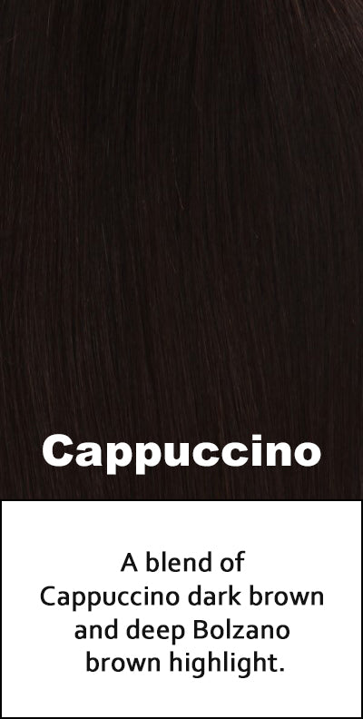 Belle Tress Human Hair Cappuccino