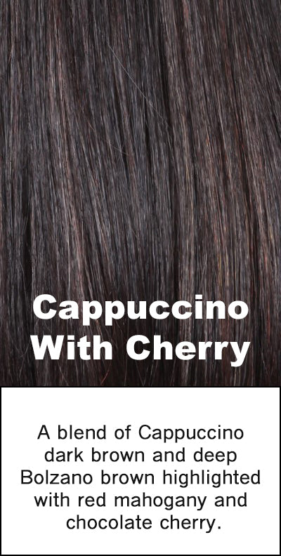 Belle Tress Cappuccino with Cherry