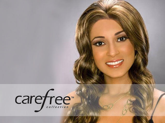 CareFree Wigs at NameBrandWigs.com