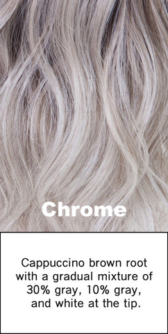 Belle Tress Chrome