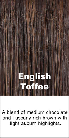 Belle Tress English Toffee