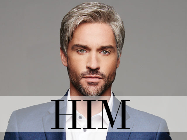 HIM Wigs at NameBrandWigs.com