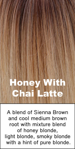 Belle Tress Honey with Chai Latte