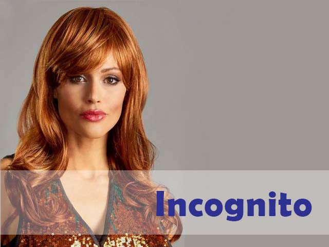 Incognito Wigs at NameBrandWigs.com