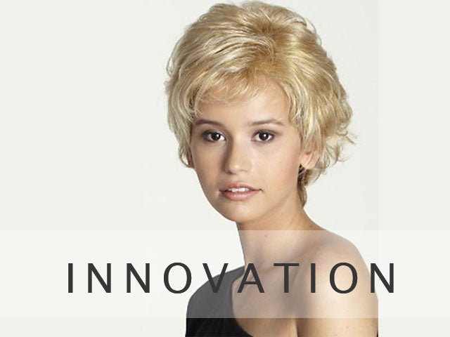 Innovation Wigs at NameBrandWigs.com