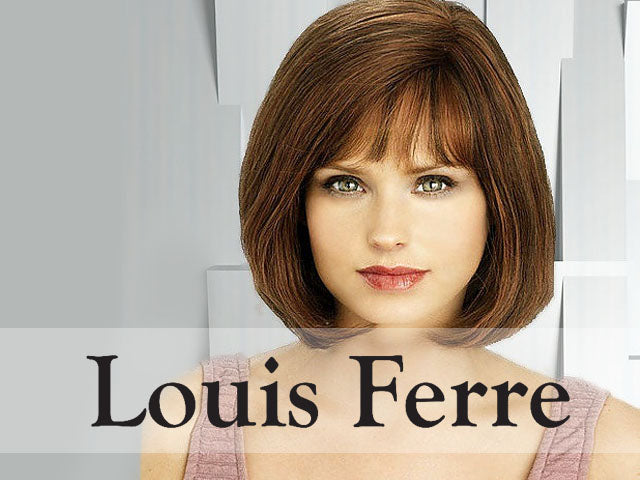 Louis Ferre Wigs at NameBrandWigs.com