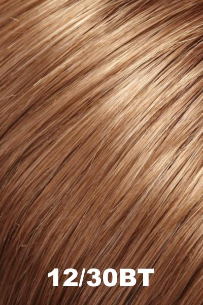 "EasiHair Toppers - EasiPart French XL 12"" HH (#753) - Remy Human Hair Enhancer EasiHair 12/30BT"
