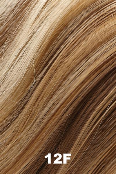 EasiHair Extensions - EasiVolume Elite 18 inch (#330) - Remy Human Hair Volumizer EasiHair Pecan Praline (12F)