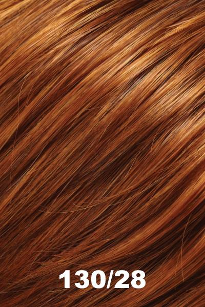 EasiHair Extensions - Breathless (#240) Pony EasiHair Pumpkin Spice (130/28)