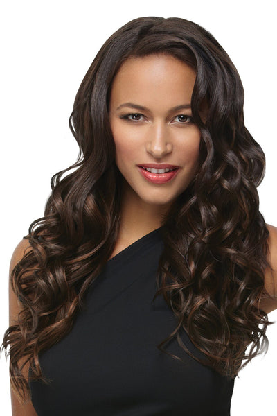 HairDo 18 Inch 8 Piece Wavy Extension Kit (#H8PCXW) 1
