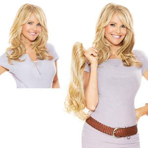 Christie Brinkley Additions: 16 Inch Clip-in Hair Extension (CB16EX) 2