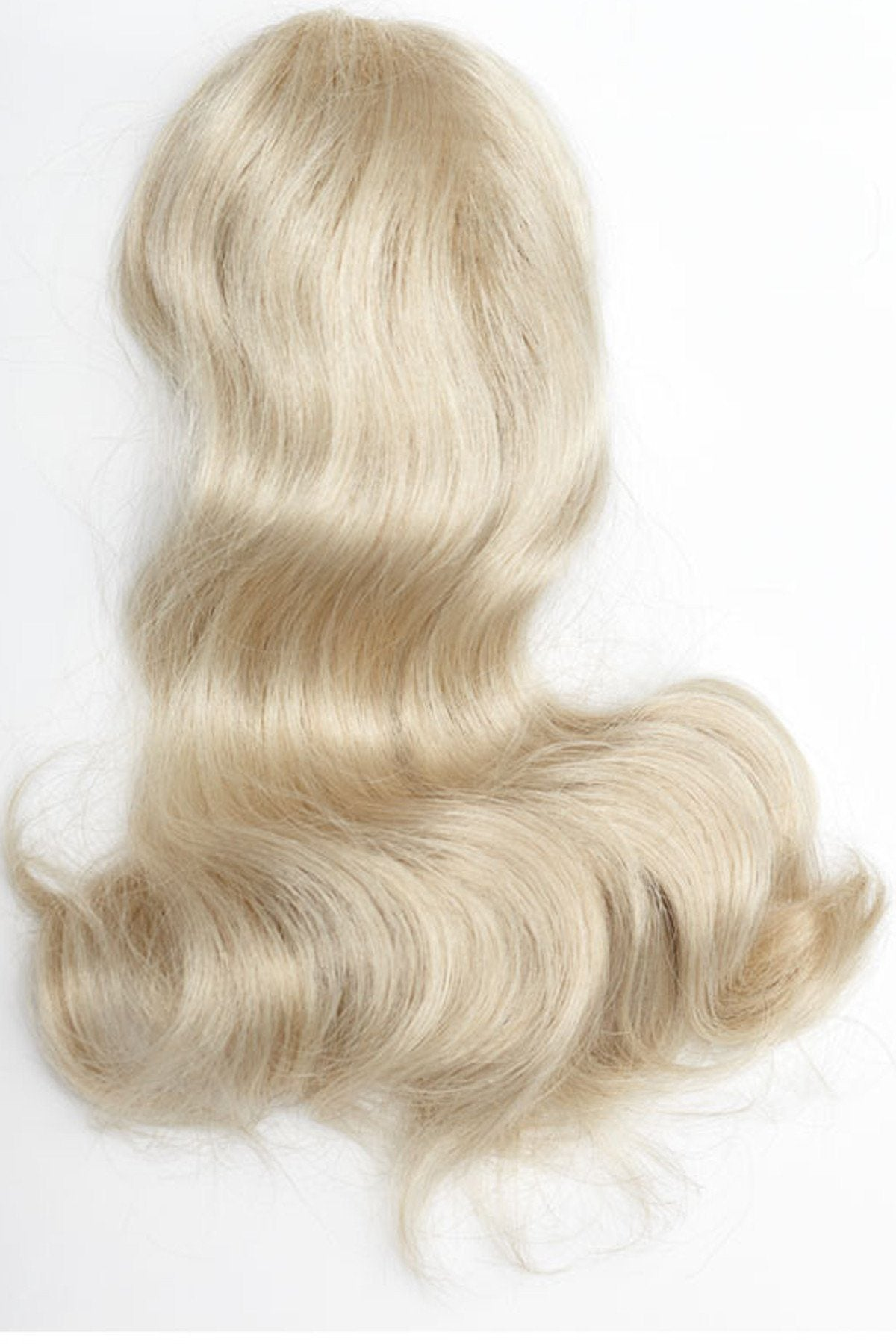 spen Nalee Hair Pieces : 17 Inch Curly Clip On (NP-021)
