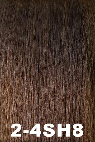 Fair Fashion Wigs - Lory Human Hair (#3106) wig Fair Fashion 2/4SH8 Average