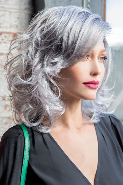 Rene of Paris Wigs - India #2390 wig Rene of Paris Smoky Gray-R + $15.30 Average