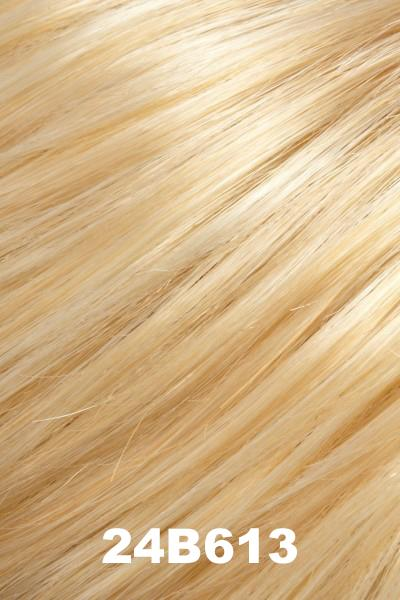 EasiHair Extensions - EasiVolume Elite 18 inch (#330) - Remy Human Hair Volumizer EasiHair Butter Popcorn (24B613)