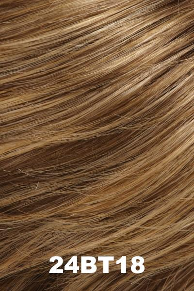 EasiHair Extensions - EasiVolume Elite 18 inch (#330) - Remy Human Hair Volumizer EasiHair Eclair (24BT18)