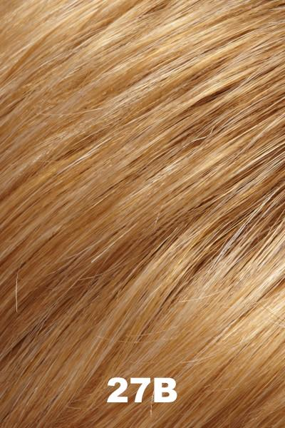 EasiHair Extensions - EasiVolume Elite 18 inch (#330) - Remy Human Hair Volumizer EasiHair Peach Tart (27B)