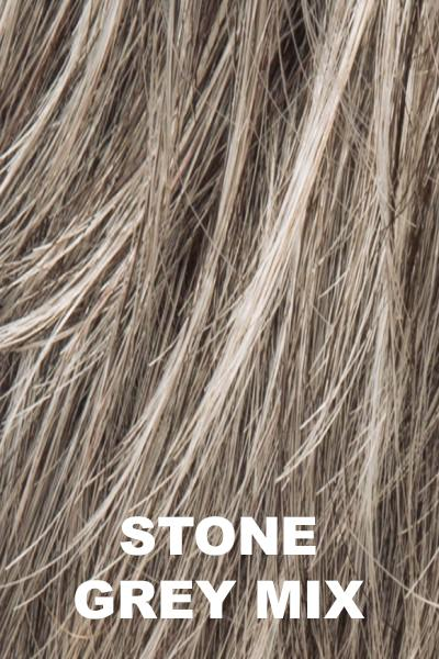 Ellen Wille Wigs - Step wig Ellen Wille Stone Grey Mix Petite-Average