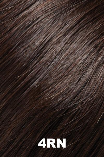 "EasiHair - EasiPieces 12'' L x 9"" W (#785) - Human Hair Enhancer EasiHair 4RN 12"" L x 9"" W"