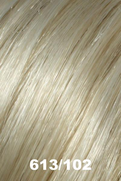 EasiHair Extensions - Breathless (#240) Pony EasiHair White Swirl (613/102)