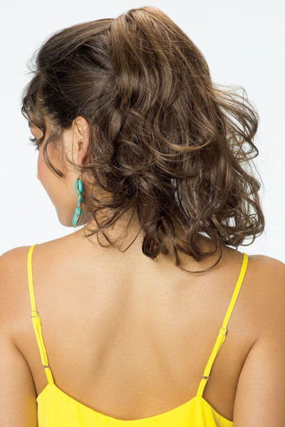 Ready to Wear : Wavy Locks (#6300) back 1